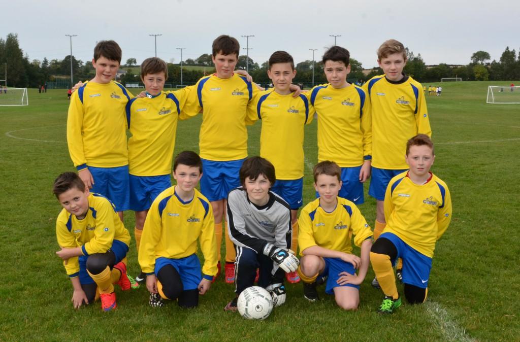 Under 13 A team