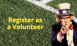 Register as a Volunteer